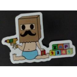 Baby Boom Sticker