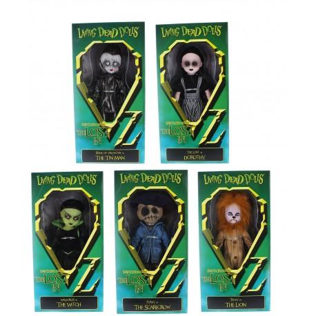 Wizard of Oz Living Dead Dolls