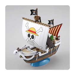 One Piece Grand Ship Collection Going Merry Ship Model Kit