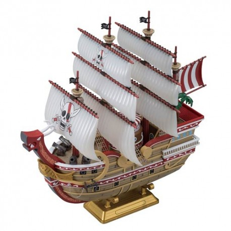 One Piece Red Force Sailing Ship Collection Model Kit