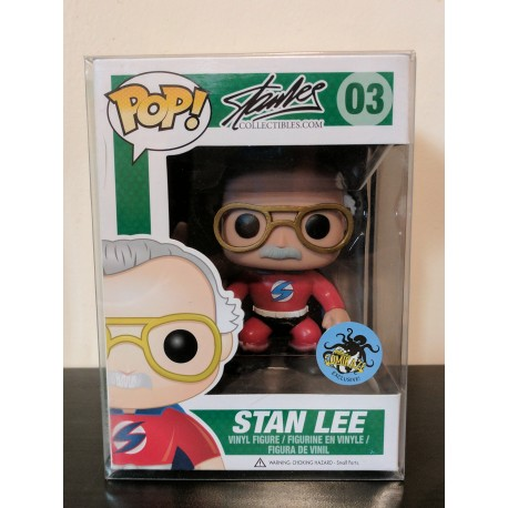 Stan Lee - ComiKaze Exclusive