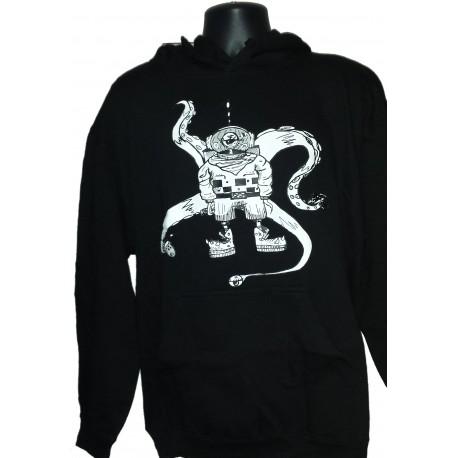 Norm the Alien Hooded Sweatshirt