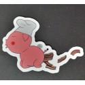 Chef Bacon Sticker
